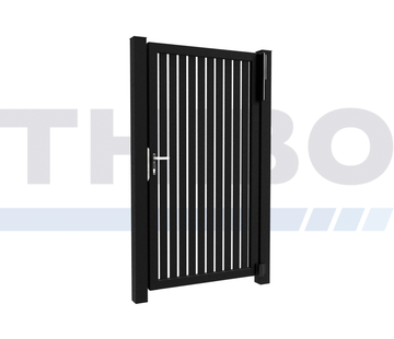 Modius Single swing gate Modius Trento V60
