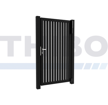 Modius Single swing gate Modius Trento V60