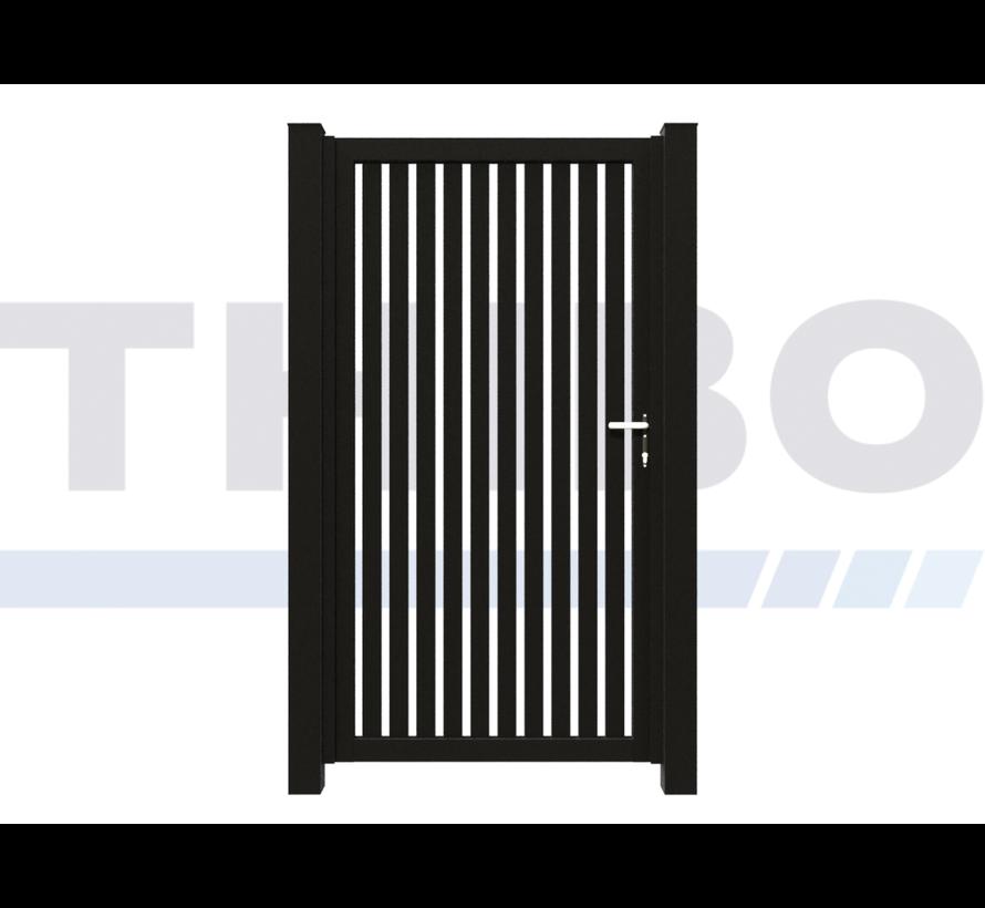 Einfaches design Drehtor Modius Trento V60