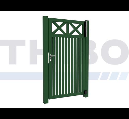 Modius Single design Swing gate Modius Crosso V60