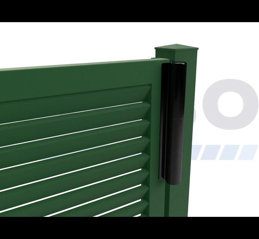 Single design Swing gate Modius Modeno H60