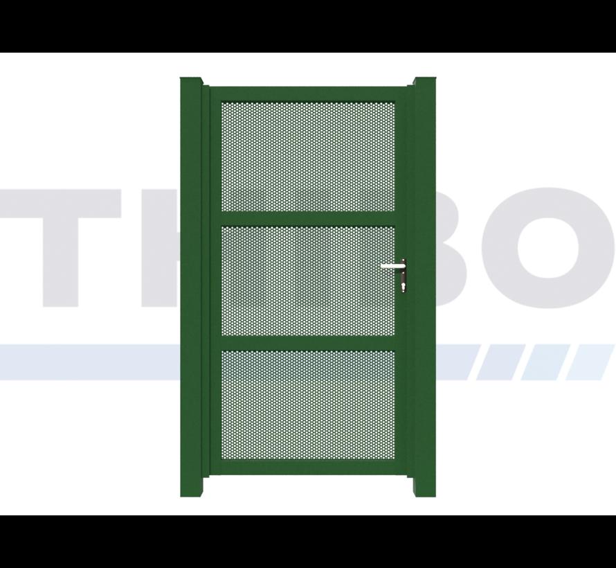 Einfaches design Drehtor Modius Polkadot R10