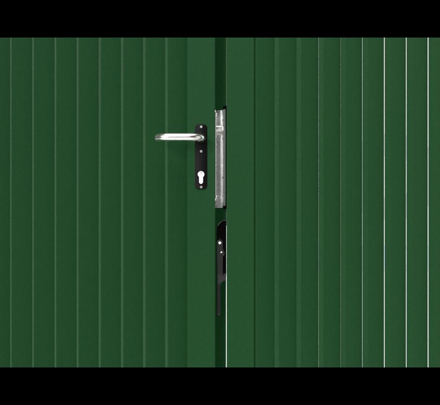 Dubbele design draaipoort Modius Modeno V60