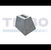 Locinox Tuinpoort grondstop