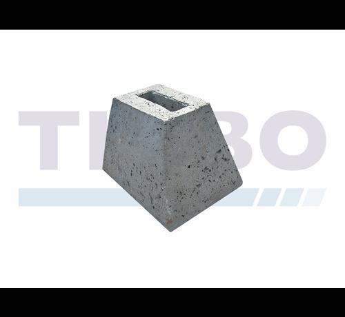 Locinox Tuinpoort grondstop, beton
