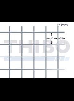 Thibo Gaaspaneel 3,6 x 2,1 meter - 50 x 50 x 4,0 mm