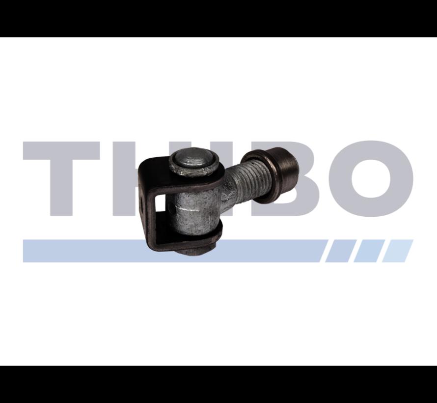 90° Anti-Sabotage Torband