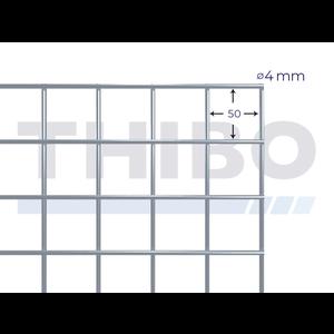 Mesh panel 2100x2100 mm - 50x50x4,0 mm