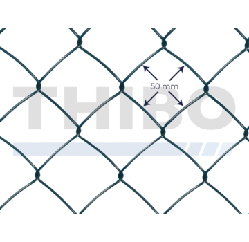 Thibo Chain link wire 50 x 50 mm standard