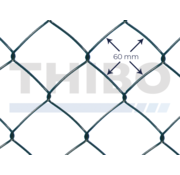 Hitmetal Chain link wire 60 x 60