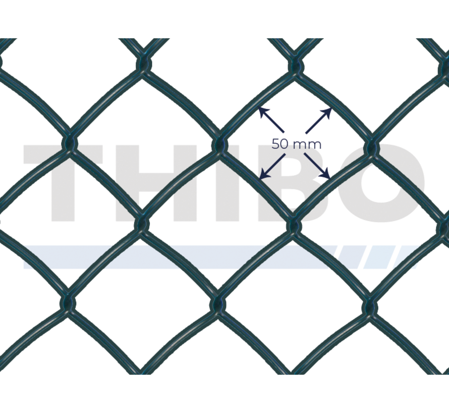 Chain link wire 50 x 50 extra heavy
