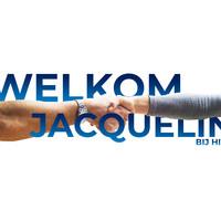 We verwelkomen onze nieuwe collega Jacqueline!