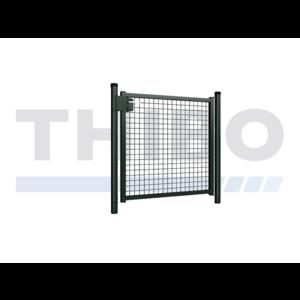 Wire mesh single garden gate