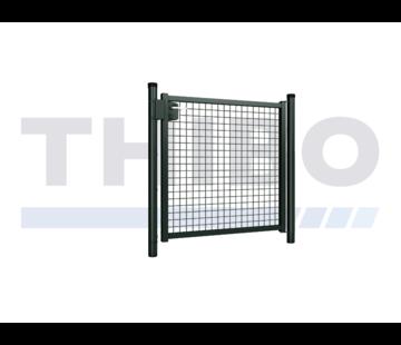 Hitmetal Wire mesh single garden gate