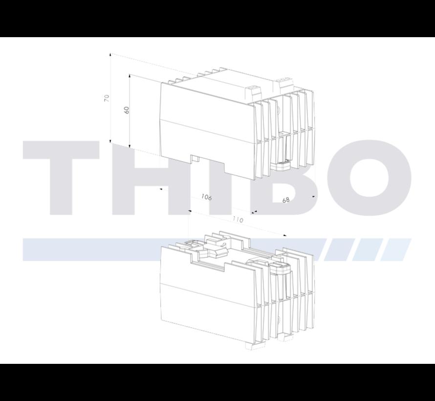 Safety transformer 12V AC