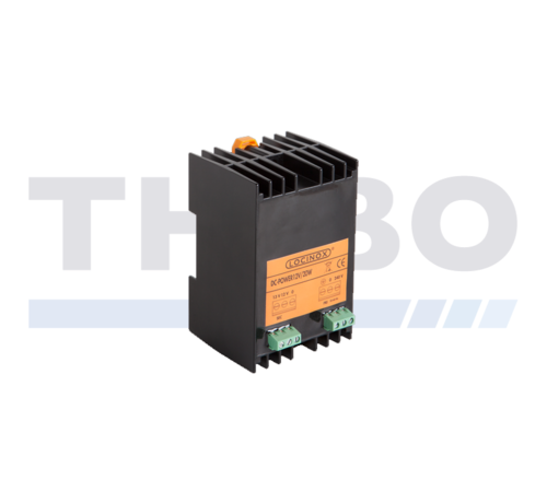 Locinox Sichere DC- Stromversorgung