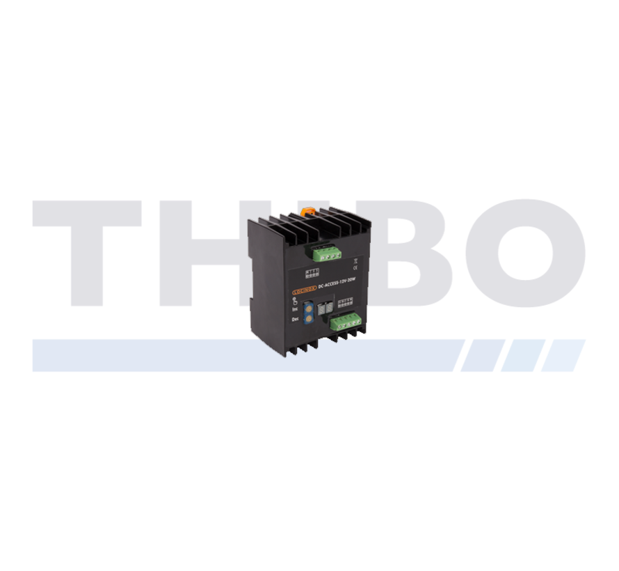All-in one 12V DC toegangsmodule met geïntegreerde timer