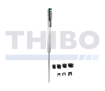 Locinox Internal drop bolt