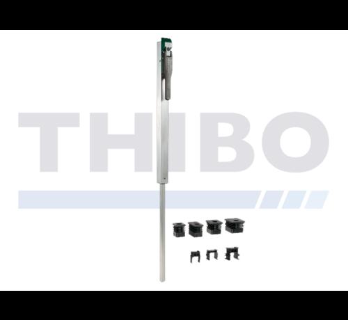 Locinox Internal drop bolt - Suby