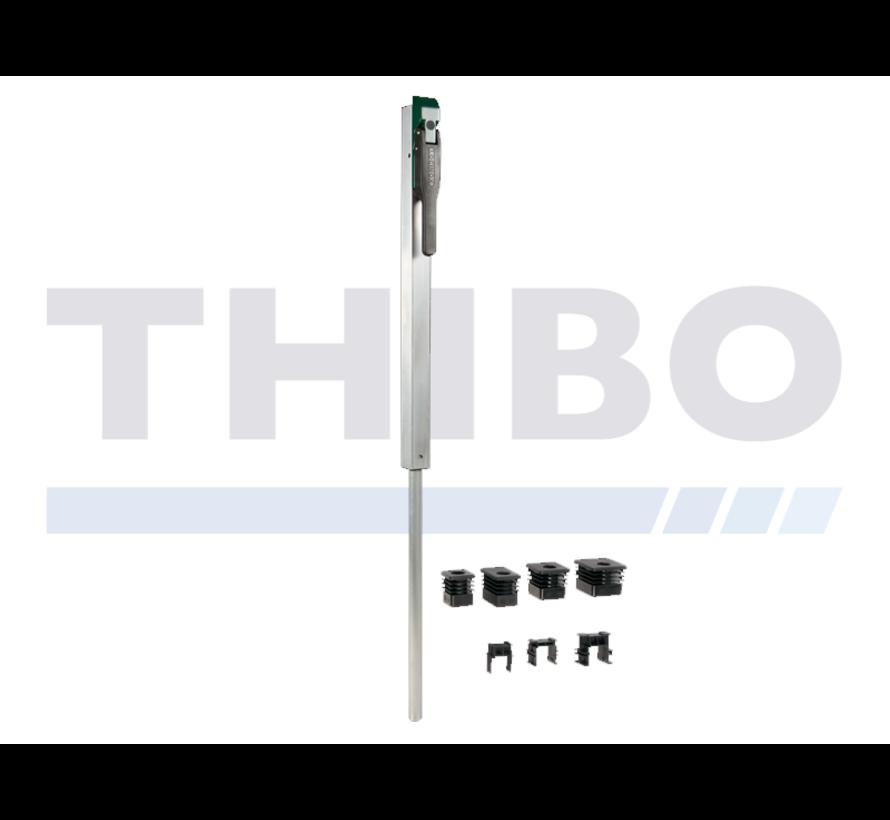 Internal drop bolt - Suby