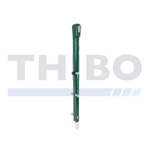 Locinox Lockable drop bolt