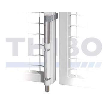 Locinox Hot-dip galvanized dropbolt
