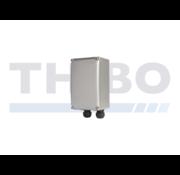 Powerbox: transfo-behuizing
