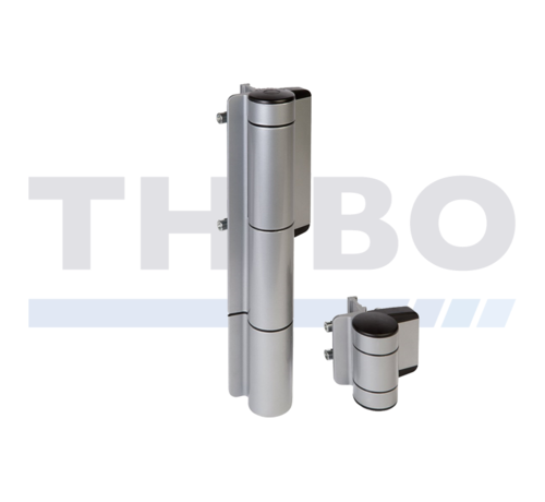 Locinox Stijlvolle hydraulische poortsluiter Mammoth - voor zware poorten