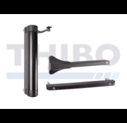 Thibo Compacte en veelzijdige poortsluiter, geschikt voor elke poortsituatie - Lion