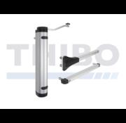 Locinox Krachtige en all-round hydraulische poortsluiter voor 90° en 180° scharnieren - Verticlose-2