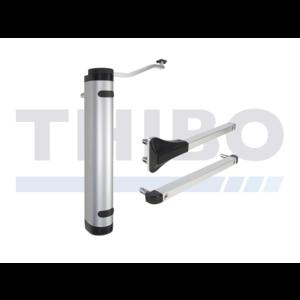 Ferme-portail hydraulique polyvalent et puissant pour charnières à 90° et 180° - Verticlose-2