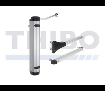 Locinox Ferme-portail hydraulique polyvalent et puissant pour charnières à 90° et 180° - Verticlose-2