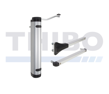 Locinox Powerful all-round hydraulic gate closer for 90° and 180° hinges - Verticlose-2