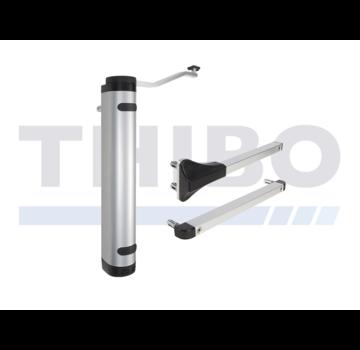 Locinox Kraftvoller allround hydraulischer Torschließer für 90° und 180° Bänder - Verticlose-2