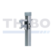 Thibo Gate hold-back catch hot-dip galvanized