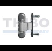 Thibo 3-dimensioneel regelbaar scharnier