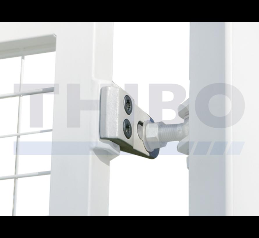 Bevestigingsgrip voor 4D scharnier (GBMU4D)