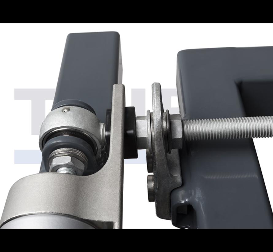 Gelagerte feuerverzinkte Augenschraube für 3D- und 4D-Bänder