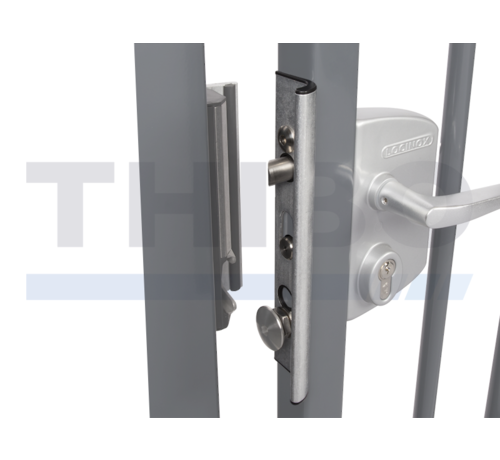 Locinox Anti-theft protection plate for security SH keeps and Modulec SH keeps