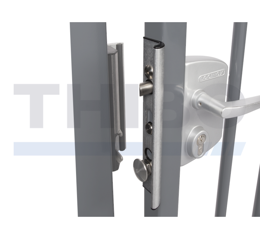 Anti-theft protection plate for security SH keeps and Modulec SH keeps