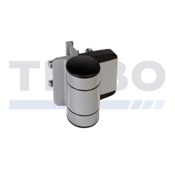 Locinox 180° double bearing hinge - Dino