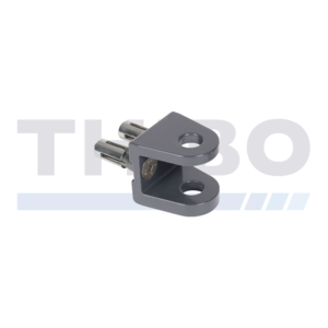 Locinox Bolt-on U-shaped earplate with Quick-Fix