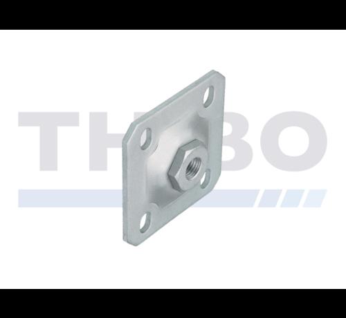 Thibo Wallplate hot-dip galvanized