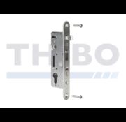 Locinox Insert lock with 35 mm backset