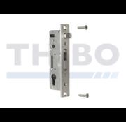 Locinox Insert lock for welding box with 35 mm backset