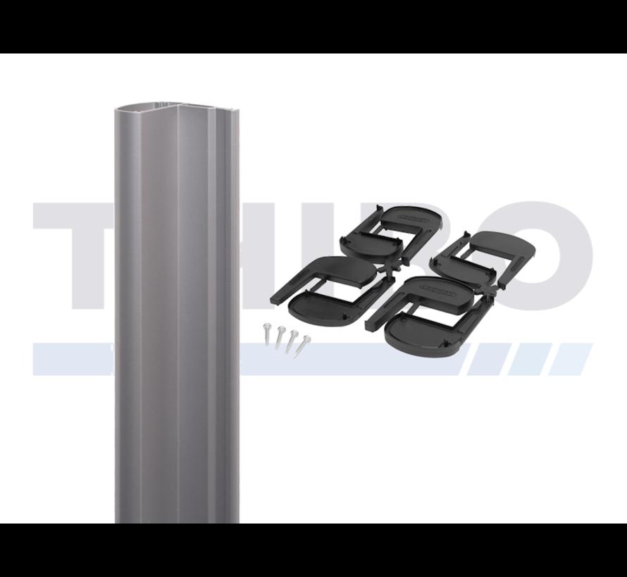 Ausfüllprofil für MAG2500 und MAGMAG2500 Magnetschlösser
