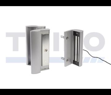 Locinox Aufbau-Magnetschloss mit integrierten Griffen