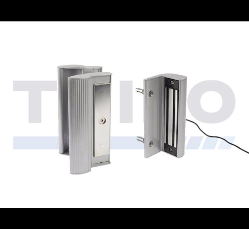 Locinox Ventouses électromagnétiques en applique avec poignées pour portails battants