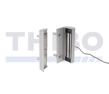 Locinox Surface mounted Electro-magnetic lock without integrated handles