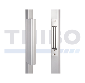 Locinox Integrated magnet lock for swing gates